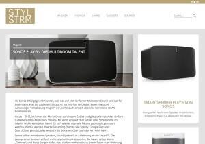 Stylstrm_Website