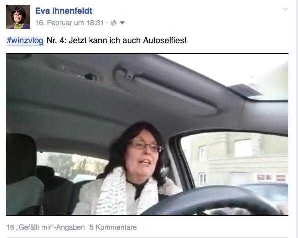 #winzvlog Nr. 4 von Eva Ihnenfeldt