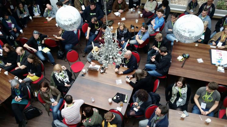 Was sind eigentlich BarCamps? Am BarCamp Ruhr 2016 erklärt – #bcruhr9