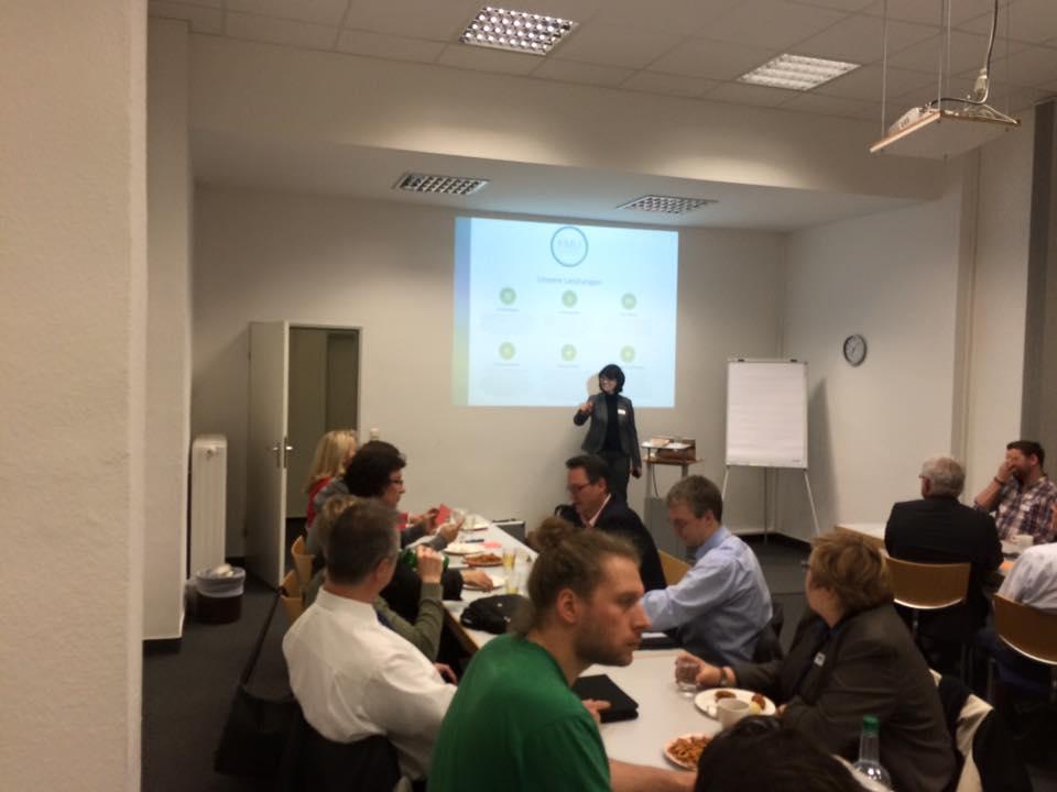 Bei allen Veranstaltungsformaten von KMU-digital legen wir viel Wert auf Workshop-Charakter und Teamarbeit