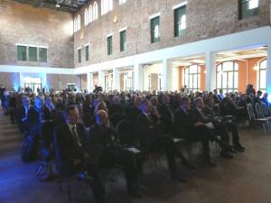 Symposium_Handwerkskammer_Dortmund Voll besetzt war der Saal vom HWK-Bildungszentrum Hansemann beimThema Handwerk 4.0 am 8. März 2016