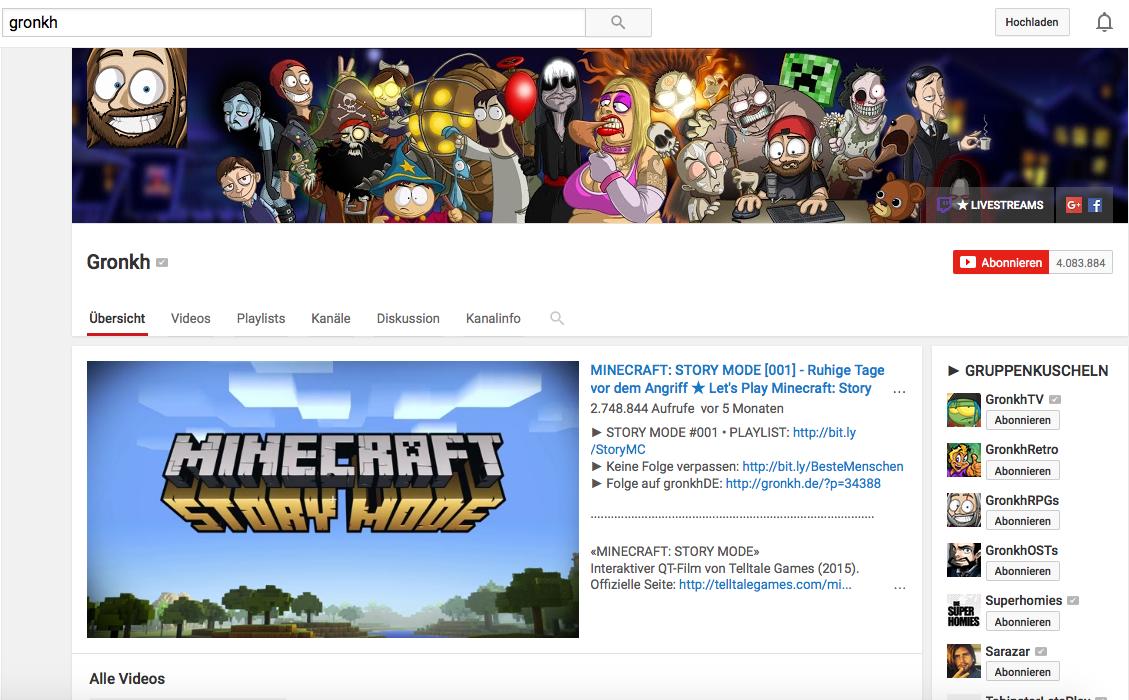 """Normalos"" oder Prominente? Wer kommt am besten an bei YouTube?"