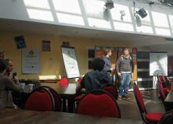 Definition von Scrum – oder: Was ich beim Agile.Ruhr.Camp gelernt habe