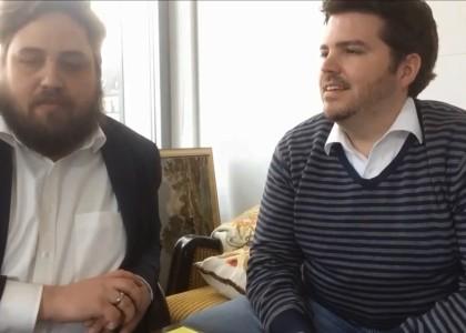 Startup Kickern am 30.04.2016 – Interview mit Matthias Hoffmann von der RWE Vertrieb