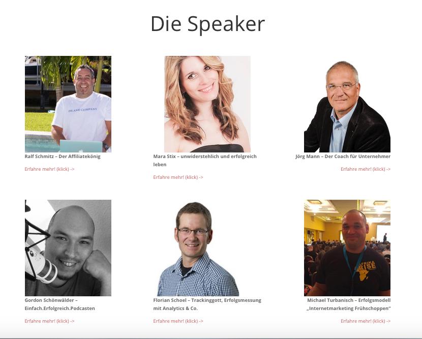 """Das perfekte Online-Marketing-Event am Beispiel DOMKongress: """"StartUps müssen skalieren können!"""""""