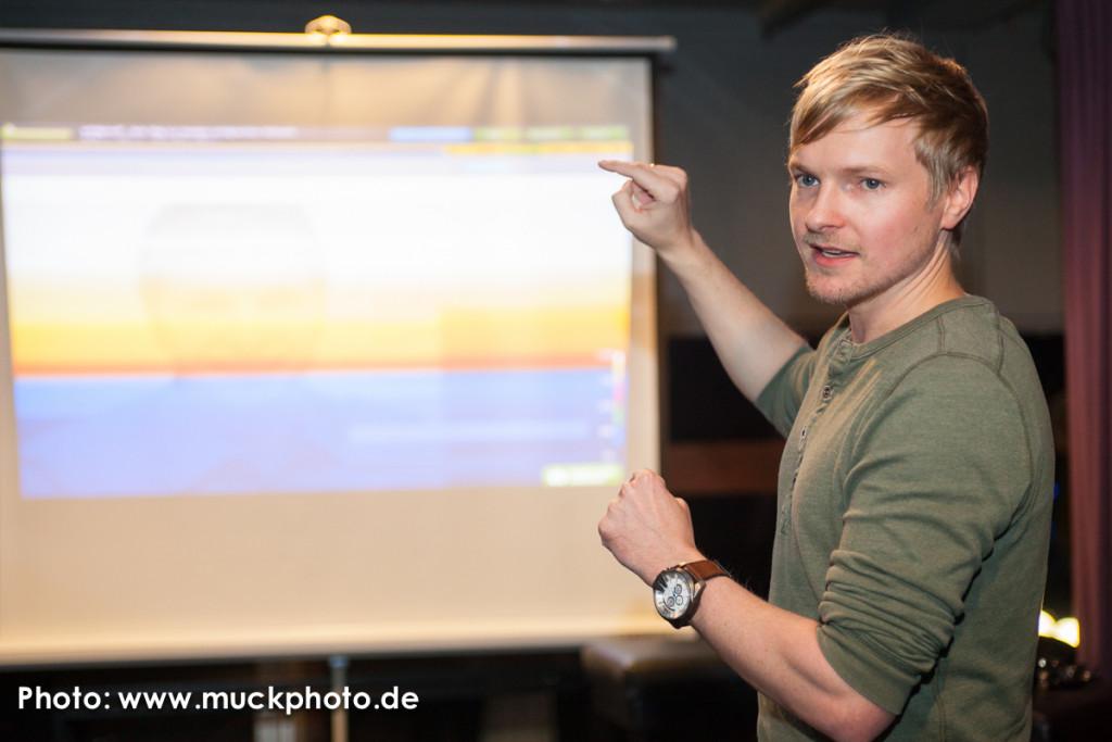"""""""Der Erfolgswolf"""" Ralf Wenda - erfahrener Online-Marketing-Trainer aus Dortmund"""