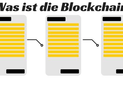 Die Blockchain: Potential zur Veränderung oder nur neuer mega Hype?