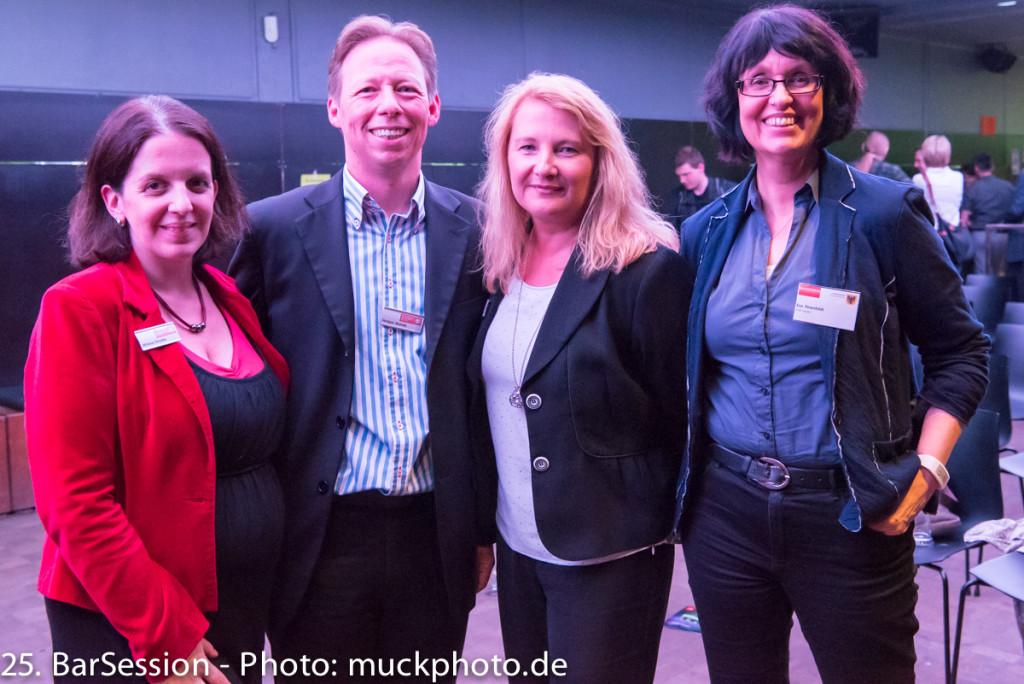 Beim Team der Business Academy Ruhr sind die BarSessions in besten Händen. Großartig!