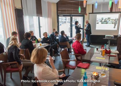 30.8.16 in Dortmund: Was kleine und mittlere Unternehmen von Social StartUps lernen können