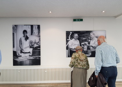 40 Wirklichkeiten von Unternehmer/Innen, portraitiert von der Fotografin Maike Hufenbach