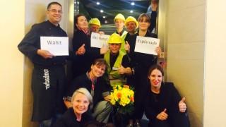 Total e-Quality Award an TOP Hotel Esplanade aus Dortmund verliehen