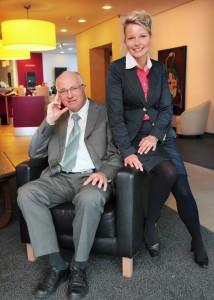 Karl-Ulrich und Katja Kortmann (c) Foto: Oliver Schaper