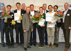 Nicht Biene sucht Blüte – Blüte sucht Biene!!!  BeesonGroup gewinnt den Bio-Gründer Wettbewerb 2016