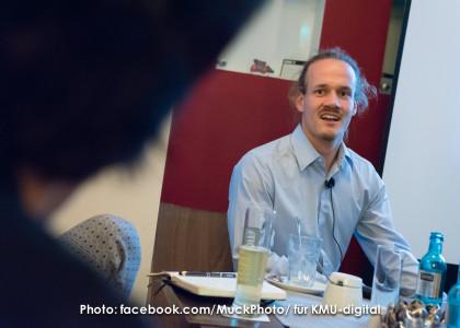 """""""Die Berater"""" vom 30.08.2016: Clemens Binder und die Social StartUp Förderung aus Duisburg"""