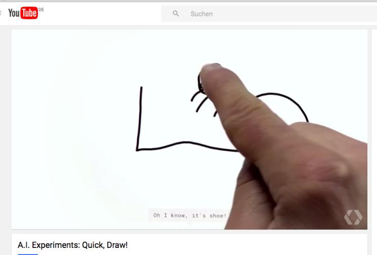 """""""Quick, Draw!"""" Lust, mit Googles Künstlicher Intelligenz um die Wette zu zeichnen?"""