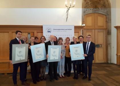 Gleichberechtigung in Unternehmen? Erkenntnisse beim Total Equality Award in Nürnberg