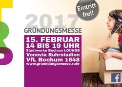 Gründungsmesse 2017 im Vonovia Ruhrstation Bochum