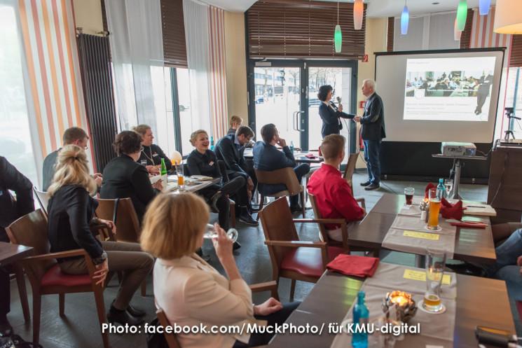 """""""Die Berater"""" am 28.02.17: Collaboration: Effiziente Kommunikation und Wissensmanagement im digitalen Wandel"""
