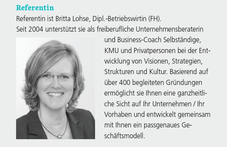 Gründerinnenzentrum Dortmund: Impuls-Workshop zum Geschäftsmodell am 16.3.2017