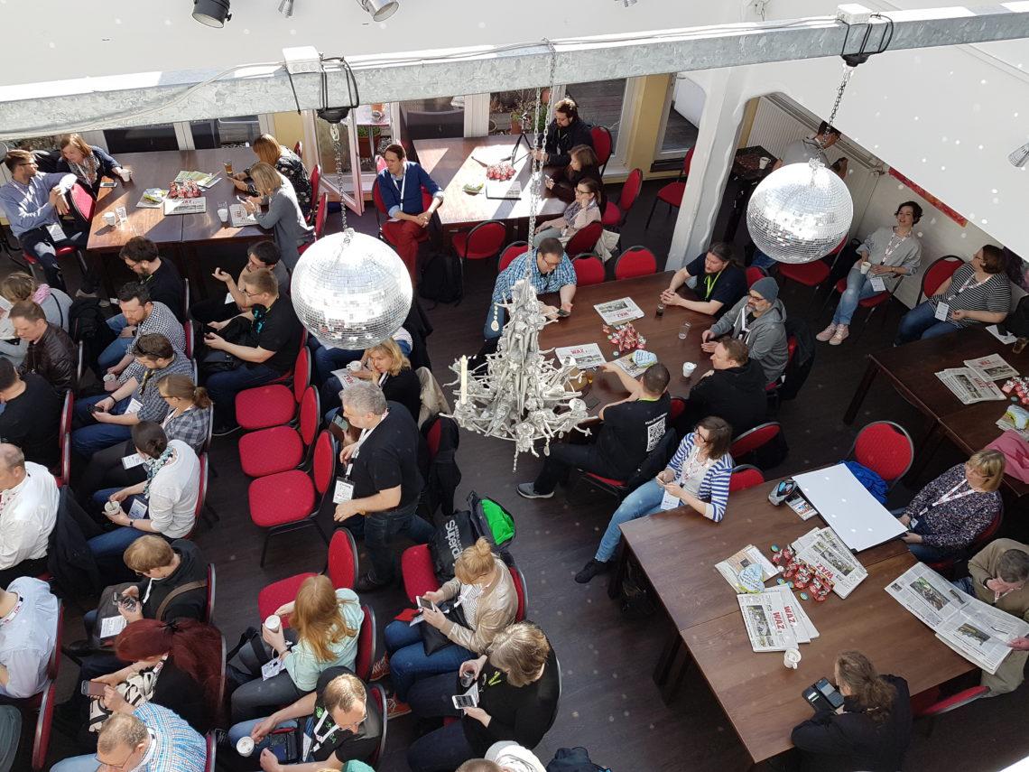 Rückblick zum #bcruhrX – BarCamp im UPH in Essen am 25. und 26. März 2017