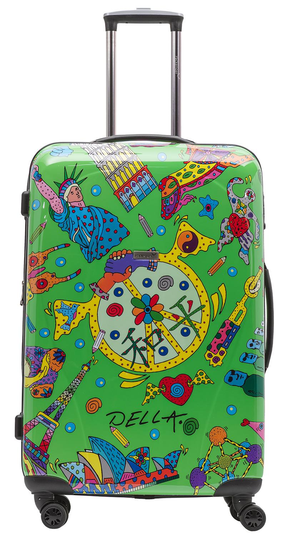 Della-Koffer: Zeichen setzen für Toleranz und ein friedliches Miteinander