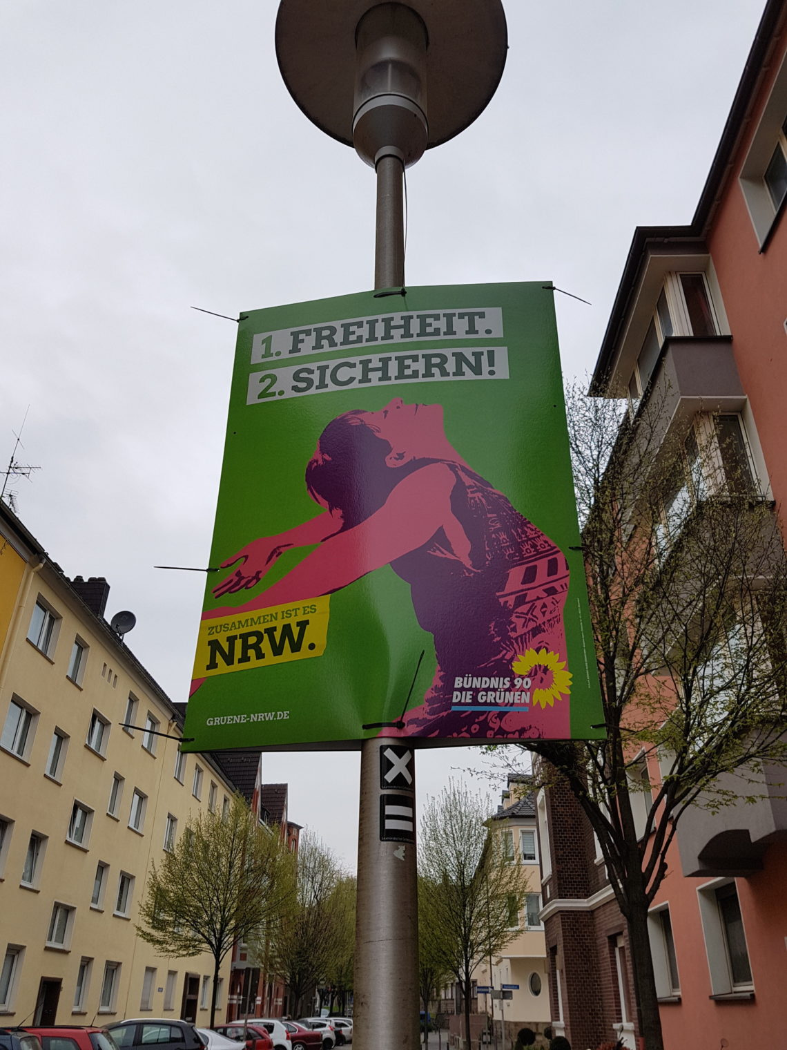 Wahlwerbung zur NRW-Wahl – und warum ich mich darüber ärgere