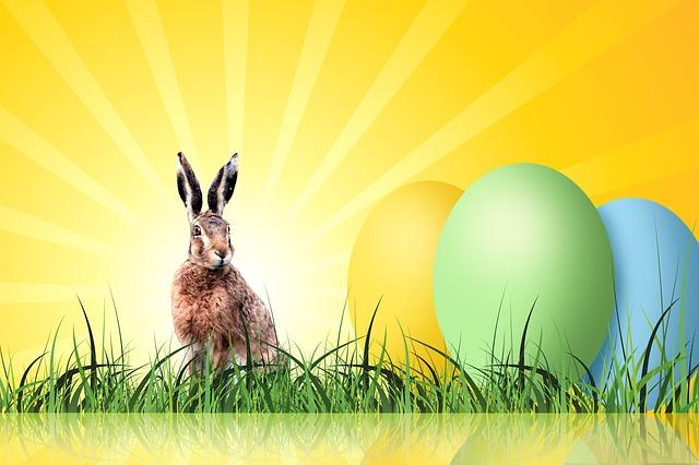 Frohe Ostern 2017 – auf in ein neues Leben, mags besser sein, mags schlechter sein…