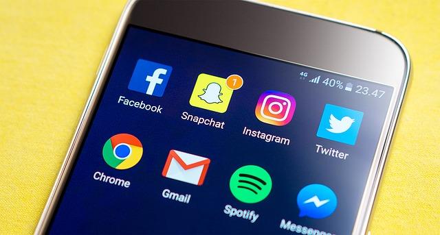 Social Media Liste der 10 wichtigsten Plattformen für Unternehmen und Marken