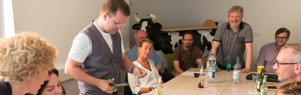 Die Berater: Digitalisierter Kundenservice. Am 27.06.2017 in Dortmund