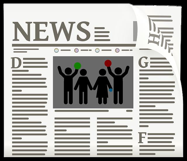 https://pixabay.com/de/zeitung-farbe-demo-nachricht-1431401/