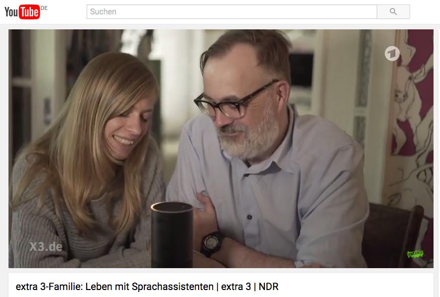 Lustiges YouTube Video: Wenn die Sprachassistenten die Macht übernehmen…