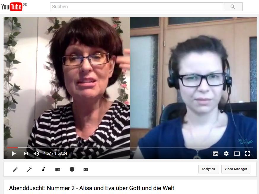 """#Podcast mit Alisa und Eva zu Medien und Metaphysik """"Was sind eigentlich Truther""""?"""