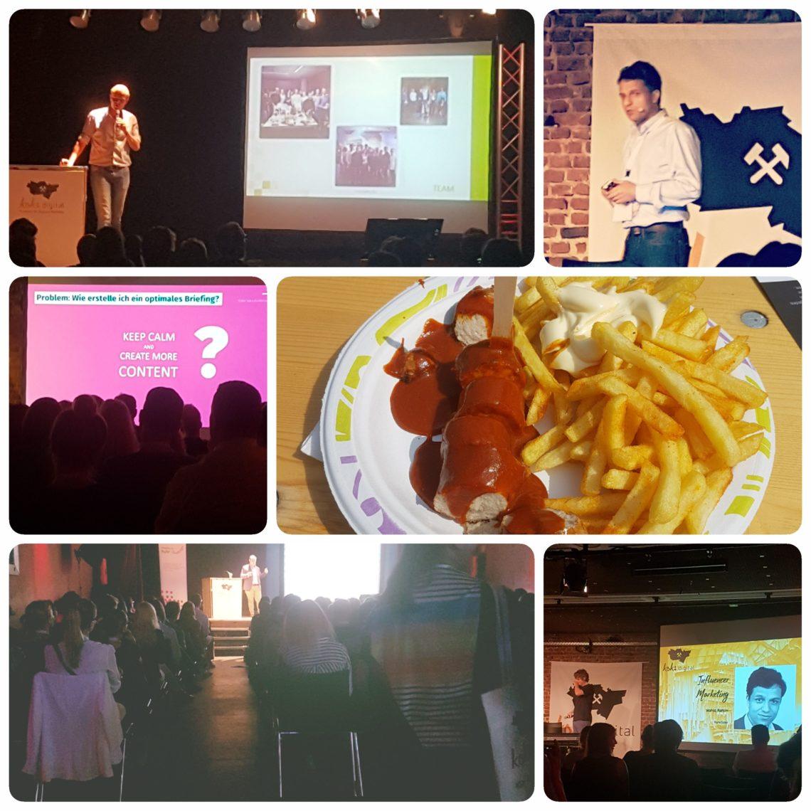 Das war koks.digital 2017: Top Speaker, tolle Themen und Netzwerken vom feinsten
