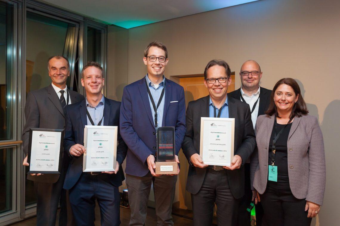 digital excellence award 2017 – Jetzt bewerben!