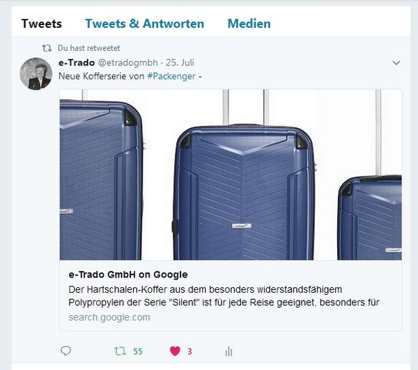 Igor Adolph: Google MyBusiness – Beiträge