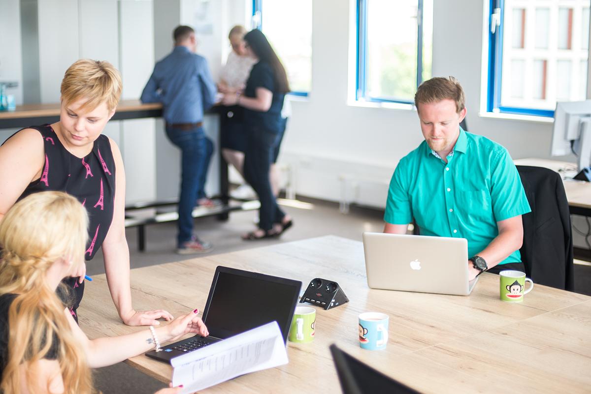 Work Digital Accelerator: Demo Day und Startup Auswahl