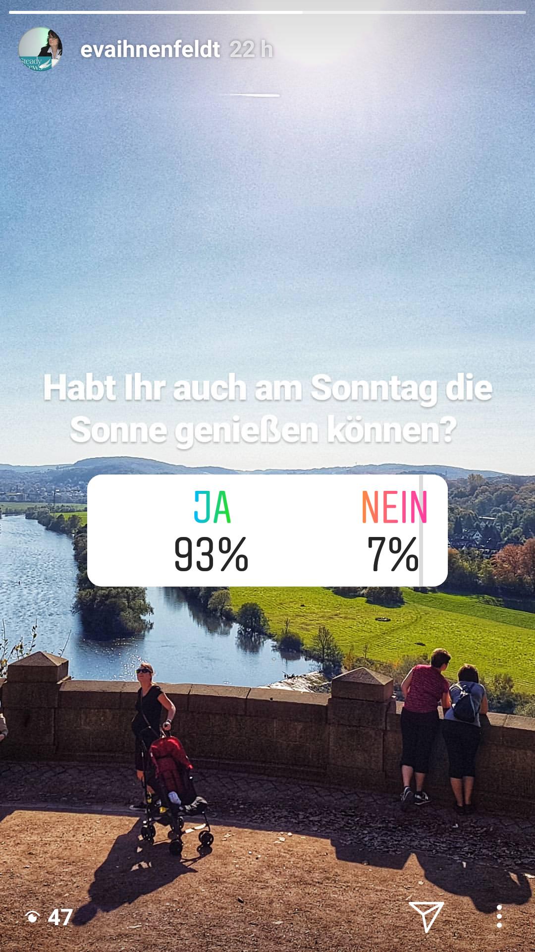 Neu: Umfragen erstellen bei Instagram Stories
