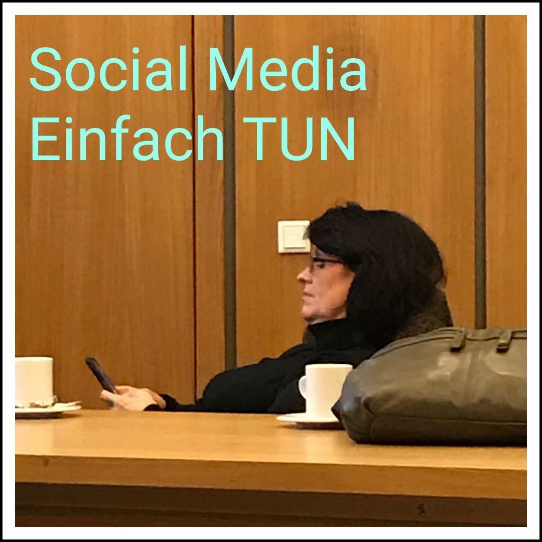 """Social Media lernen: Das Social Media Trainingsprogramm """"Einfach tun"""""""