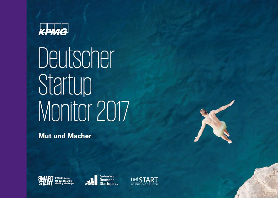 Deutscher Startup Monitor: Eine Analyse aus Sicht des Ruhrgebiets