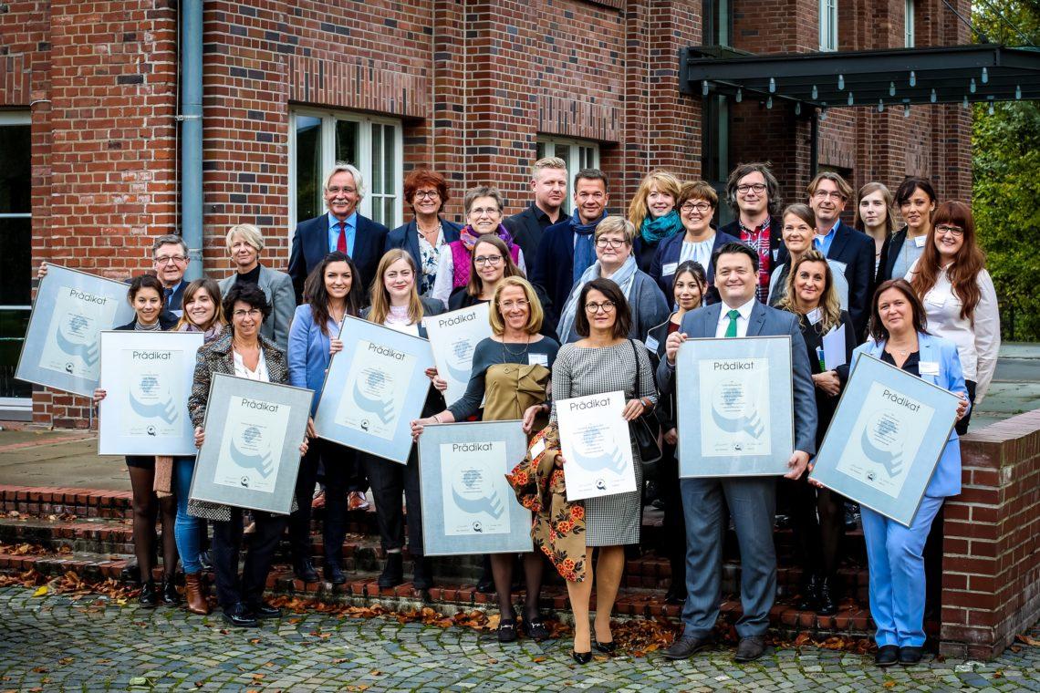28.2.2018: Dortmunder Unternehmen informieren sich über das Total E-Quality Prädikat!