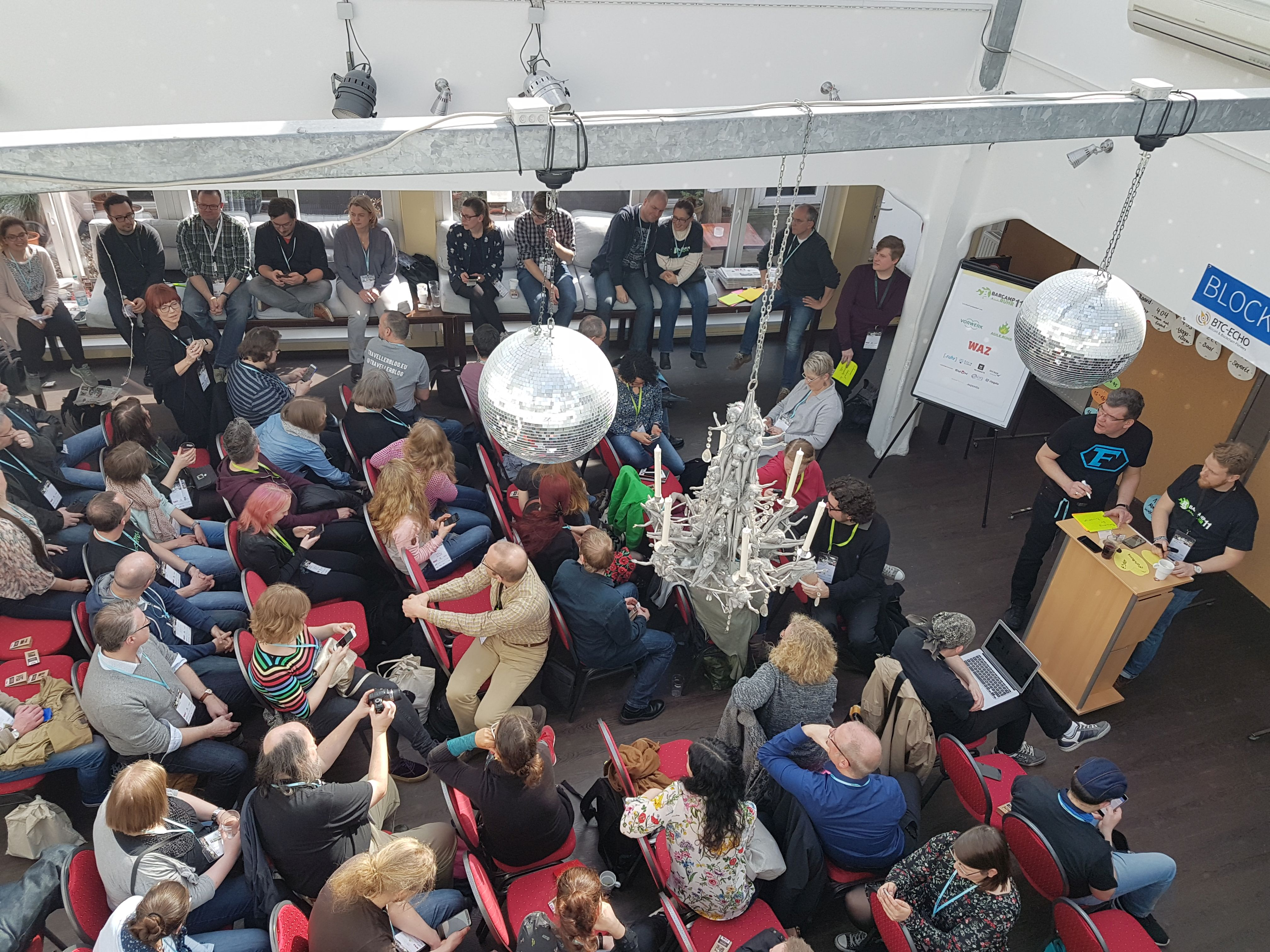 """#bcruhr11 Rückblick – oder warum """"Unkonferenzen"""" unaustauschbar großartig sind"""