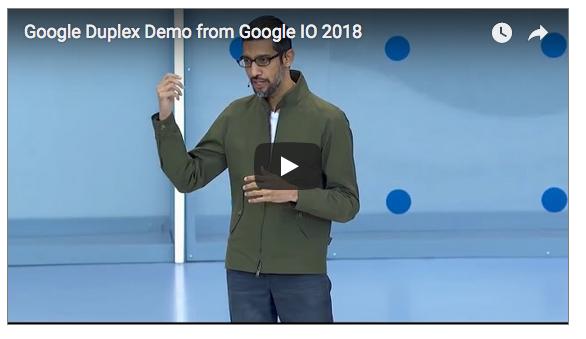 Google Entwicklerkonferenz: Kann der Google Assistent Telefongespräche führen?