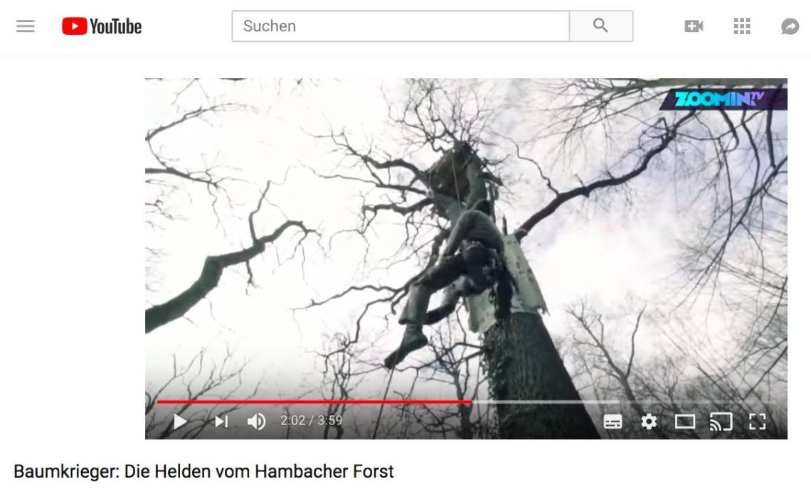 Von Pandora und dem Hambacher Wald: Bilder, Mythen und Geschichten verändern die Welt