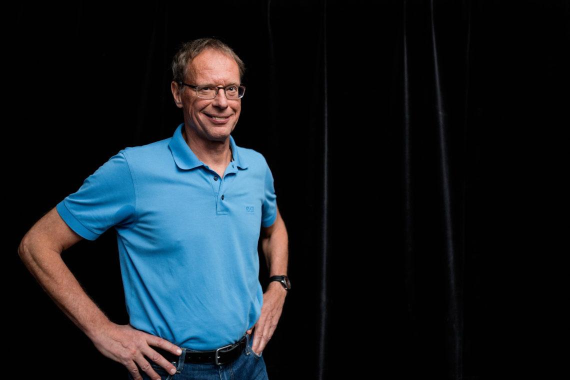 Eberhard Wagemann: Auf der Welle statt untergetaucht