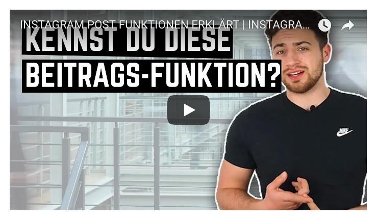 Facebook-Gruppe zu Instagram-Marketing: Meine Empfehlung