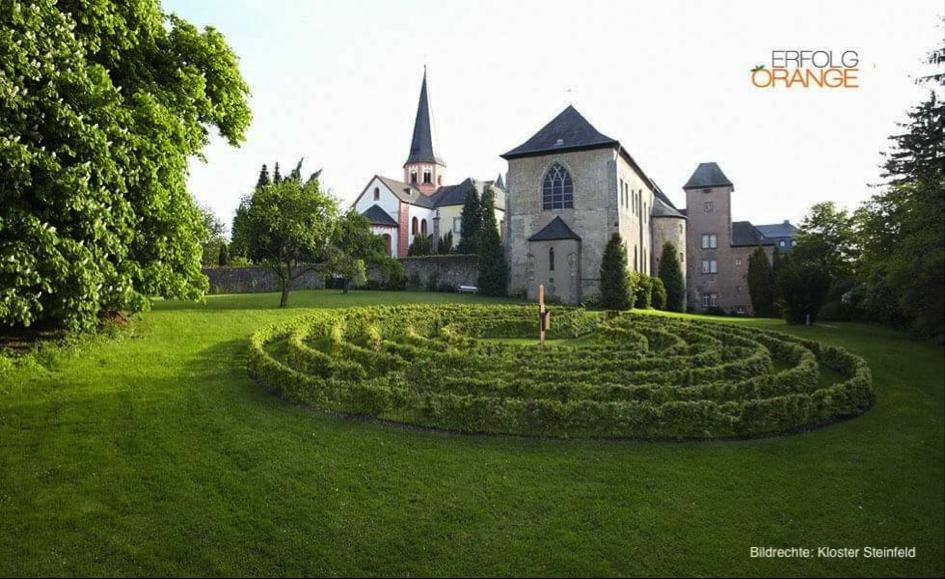 Brigitte Jülich: Informationsabend – Kraft tanken im Kloster