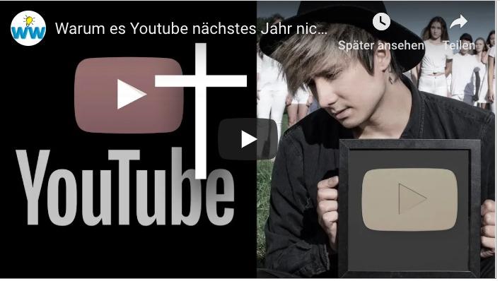 """Skandal-Video bei YouTube: """"Warum es YouTube nächstes Jahr nicht mehr gibt"""""""