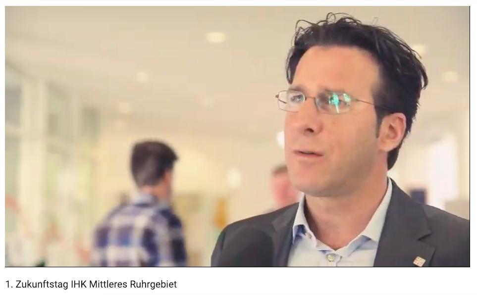 New Work im Ruhrgebiet? Eric Weik erzählt vom Change seiner IHK – und der ganzen Region