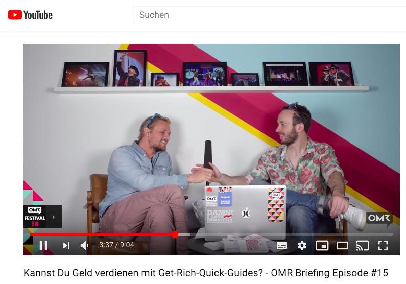 Marketing-Podcast-Empfehlung! Online Marketing Rockstar Interviews mit Digital-Unternehmen
