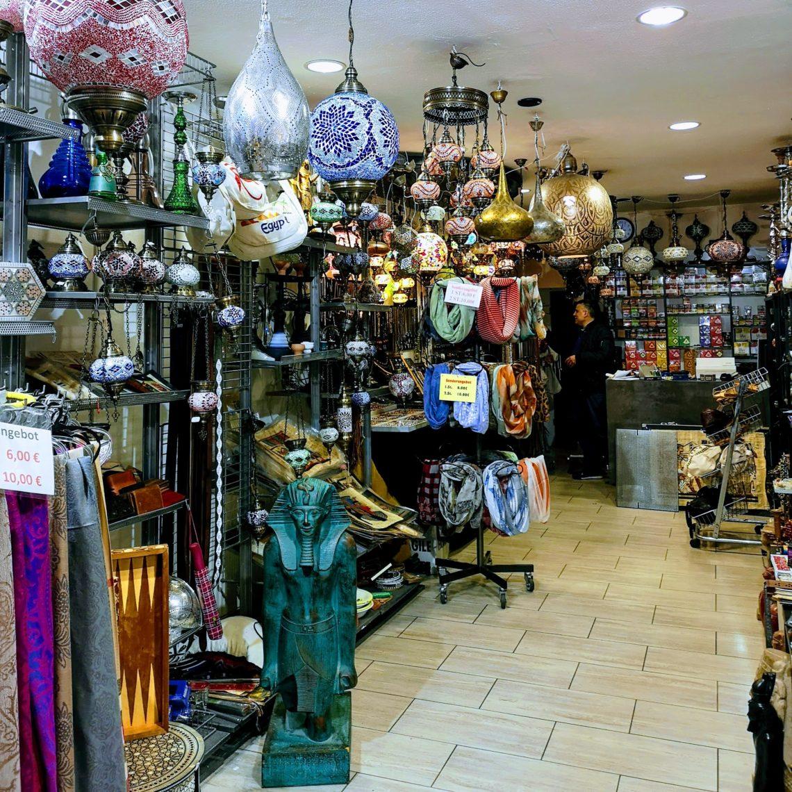 Orient Shop in Dortmund – mitten in der City